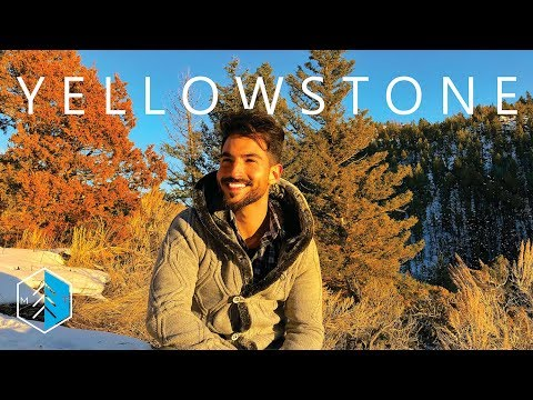 Yellowstone Travel Guide (Fall/Winter)