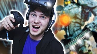 ТИХООКЕАНСКИЙ РУБЕЖ В ВР! | The IOTA Project (HTC Vive VR)