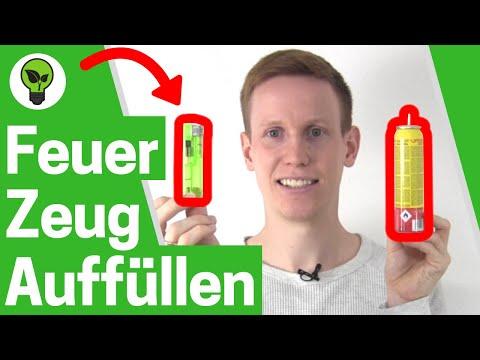 Feuerzeug Auffüllen ✅ULTIMATIVE ANLEITUNG: Wie Gasfeuerzeug Nachfüllen & BIC Clipper mit Gas Füllen?