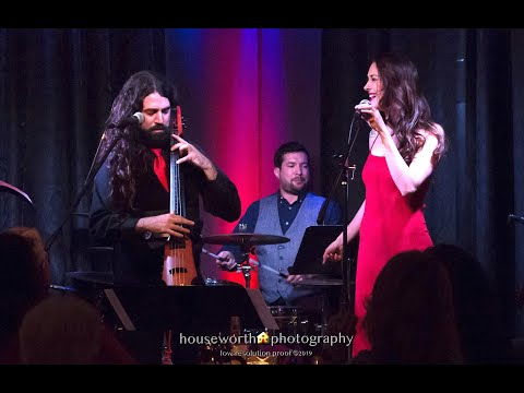 Sampson and Delilah with Rebecca O'Quinn and Franklin Keel @ Isis Music Hall 2-13-2021