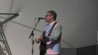 Steven Page - Chorus Girl - Jul-18-2009 Vancouver Folk Music Festival