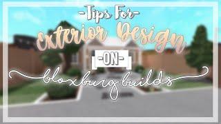 Tips And Tricks For Exteriors! 𝟑𝐤 𝐒𝐮𝐛𝐬𝐜𝐫𝐢𝐛𝐞𝐫 𝐒𝐩𝐞𝐜𝐢𝐚𝐥! -Nixilia- -Roblox Bloxburg-