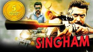 Singham Hindi Dubbed Latest Movie | Hindi Dubbed Action Movies 2020