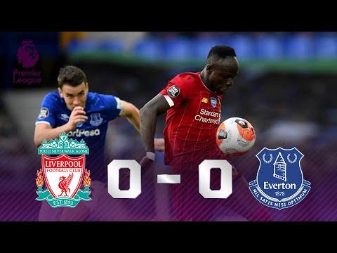 BRASILEIROS BRILHANDO! Veja os melhores momentos de Liverpool 0 x 0 Everton pela Premier League