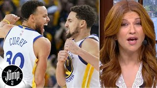 Win or lose, let's hope the Warriors give us one last glimpse of magic - Rachel Nichols   The Jump