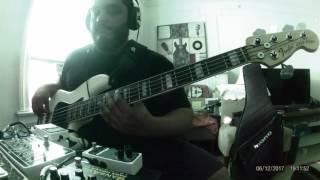 Juan luis Guerra - el beso e' la ciguatera Bass Cover
