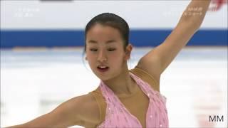 浅田真央MaoAsada2006NHK杯SP「ノクターン」