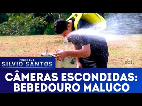 Pegadinha - Bebedouro Maluco