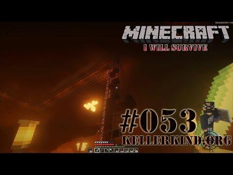Ein Aufzug vom Profi ★ #053 ★ EmKa plays Minecraft: I will survive [HD|60FPS]