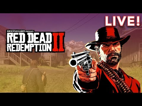Tim Rogers Red Dead Redemption 2 Launch Day Mega-Stream