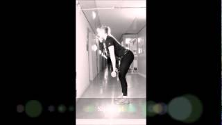 Sara´s superset - lunges and straight legged deadlift