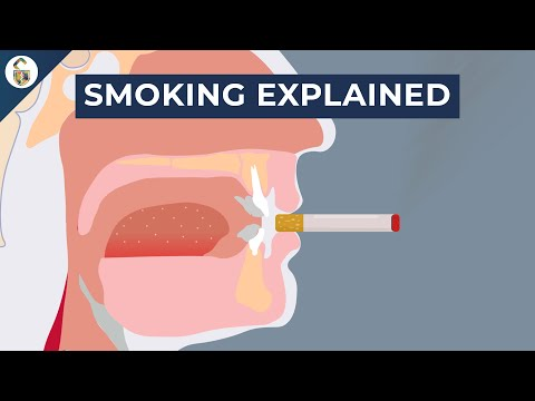 Hagyja abba a száraz bőr dohányzását