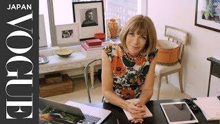 VOGUE編集長アナ・ウィンターに73の質問。許せないファッション、仕事で一番大切なことは? 73 Questions