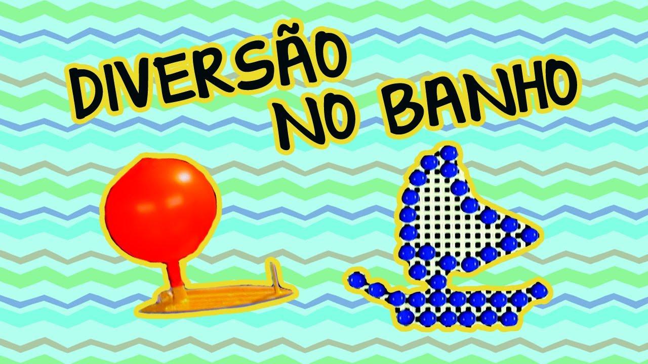 DIVERSÃO NO BANHO | BEBÊ MAIS CASA