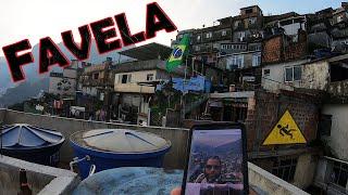 Rio De Janeiro Favela | Brazil Biggest Slum | American Travels Deep Inside