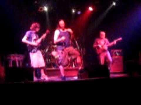 Deceptive Thighs - Thru Such Loss - Curtain Club Live