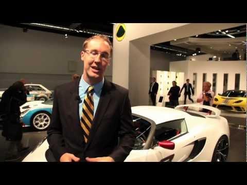 Lotus Exige S, Evora GTE - 2011 Frankfurt Auto Show
