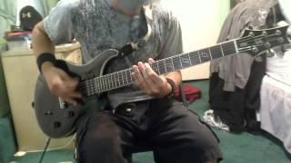 Sevendust - Leech (Guitar Cover)