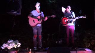 Andrew Allen - Thinking About You - Julie D's Backyard 2014