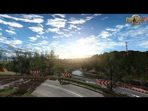 ETS2 (1 33) - Project Next-Gen Graphic Mod v1 4 - смотреть онлайн на
