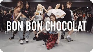 Bon Bon Chocolat - EVERGLOW / Lia Kim X Minyoung Park Choreography with EVERGLOW