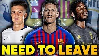 10 Players Who Deserve A BIG Transfer!
