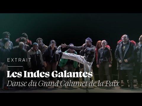 Opéra National de Paris – Les Indes Galantes de Jean-Philippe Rameau