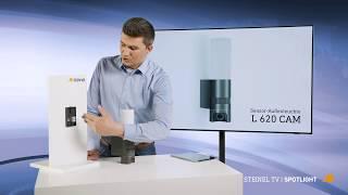 Vorstellung STEINEL L 620 CAM: Sensorleuchte mit Kamera und Gegensprechanlage