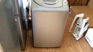 松山市レンタルボックス収納例冷蔵庫洗濯機保管収納家電