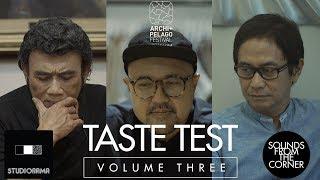 Sounds From The Corner : Taste Test   Rhoma Irama, Anton Wirjono, Addie MS