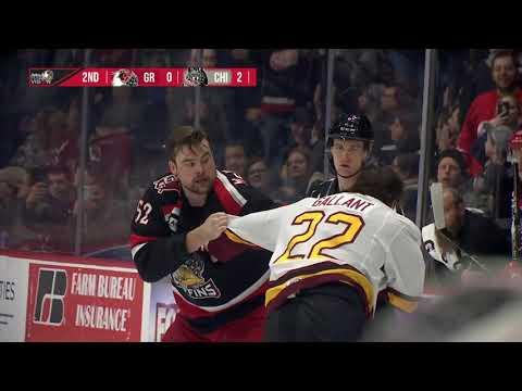 Wolves vs. Griffins | Feb. 10, 2019