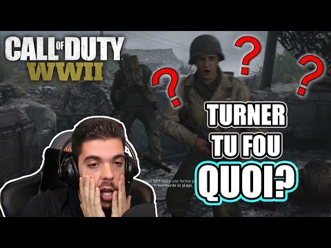 Call of duty WW2  - Campagne partie 1 [GAMEPLAY]