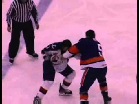 Blair Riley vs Radko Gudas