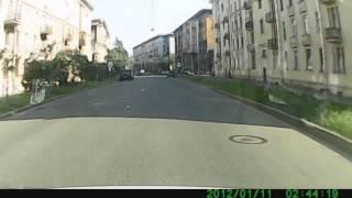 Давим ипонутых пешеходов!!! №2