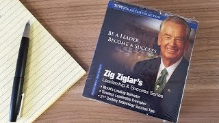 Zig Ziglar's Leadership & Success Series Audiobook: Unboxing & Review