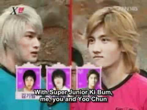 Changmin and Jaejoong Of Course game romanian subtitle ...