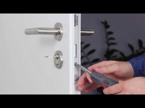 Danalock V3 Smartlock - Montage / Installation mit KESO Zylinder