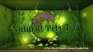 Natural Pets TV - Episode 8 - Senior Dog Systems Natural Health Support & Much More