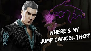 Yakuza 0 Combo Mad using Y6 Destoration and Instant Legend Style