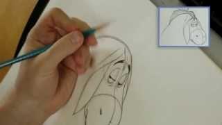 I-Aah zeichnen leichtgemacht