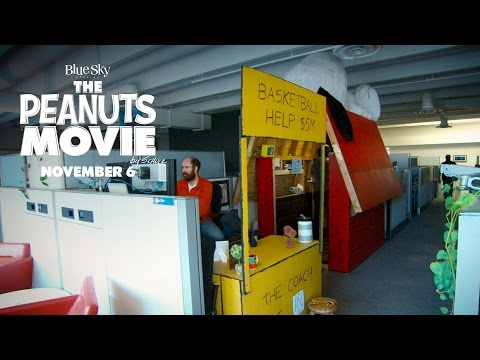 Peanuts (Featurette 'The Peanut Gallery')