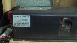 preview picture of video 'Powerstar 24v 4000w Inverter Charger'