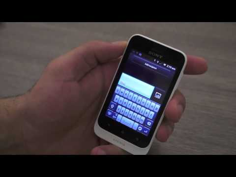 sony xperia tipo dual sim review youtube