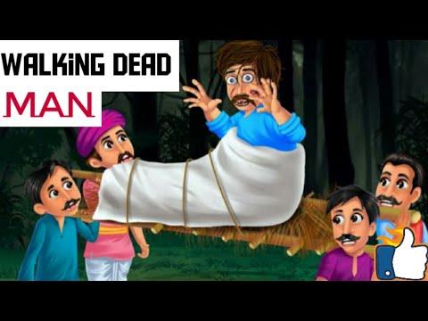 Dead man Walking Animated cartoon | 2021 hindi/urdu cartoon | Hd Cartoon | Dream Stories |