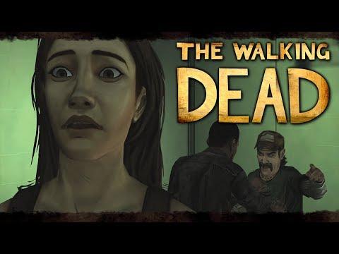 The Walking Dead - Dark Room! | #8 | České titulky | 1080p