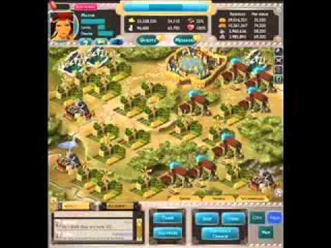 Dragons of Atlantis Gameplay-Review. Скачать