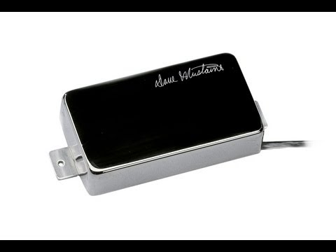 on Dave Mustaine Seymour Duncan
