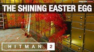 """HITMAN 2 - """"The Shining"""" Easter Egg (New York)"""
