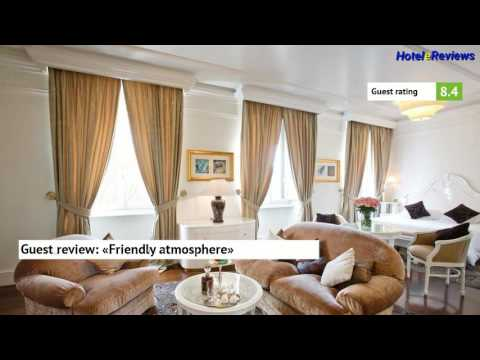 Hotel Majestic Roma – The Leading Hotels of the World ***** Hotel Review 2017 HD, Via Veneto, Italy