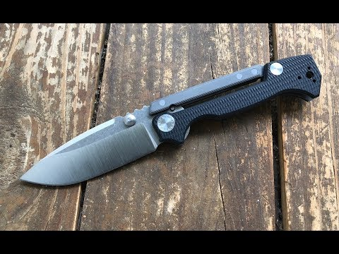 The Demko Knives AD-15 Pocketknife: The Full Nick Shabazz Review